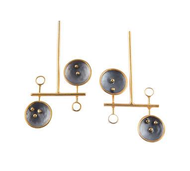 MISHO | Density Earrings