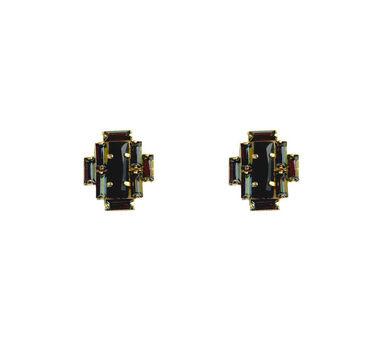Maithili Kabre|Rainbow Pixel Studs