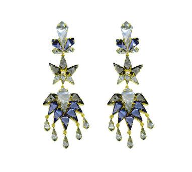 Maithili Kabre Blue Mirage Earrings