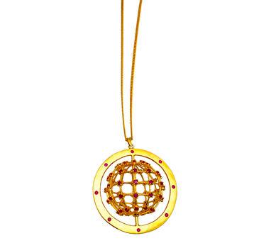 Maithili Kabre   Galileo rotating pendant