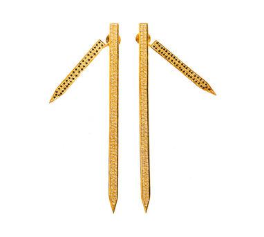 MYO Designs | Double Stick Earrings