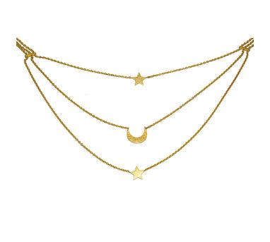 MYO Designs | 3 Star Necklace