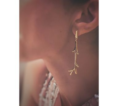 Myo Designs|Happiness Earrings