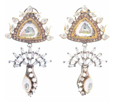Nepra|Nakago Earrings