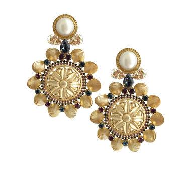 Radhika Agrawal Shaheen Earrings