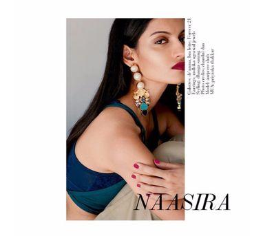 Radhika Agrawal NAASIRA EARRING