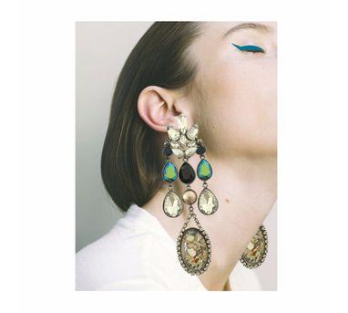 Radhika Agrawal ANGELA CHANDELIER Earring