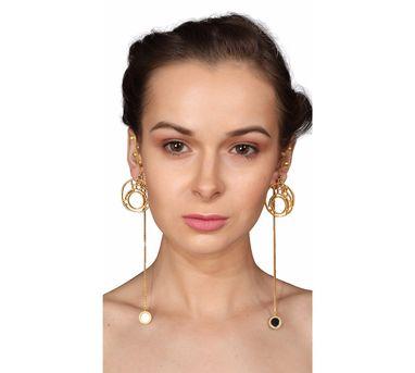Roma Narsinghani|Maze Earrings