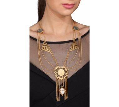 Roma Narsinghani|Pantheon Necklace