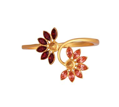 Amrapali|Sunset Flower Bracelet