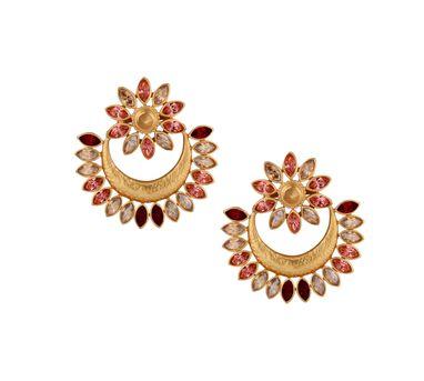 Amrapali Sunset Rani Earrings