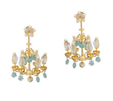 Simran Chhabra Light Up Earrings