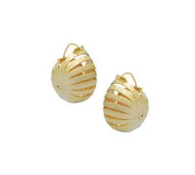 Simran Chhabra|Nutty Shell Small Studs