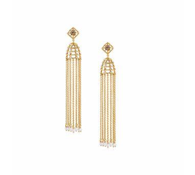 Isharya| Tassel Treasure Earring