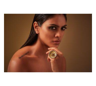 JJ Valaya| Ranas of Kutch Disc Ring