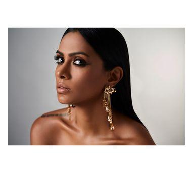 Suhani Pittie|Tribal Drop Earrings