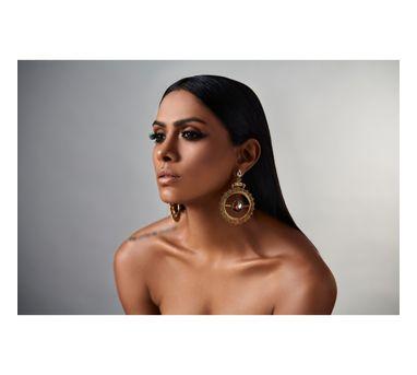 Suhani Pittie Tribal circular earrings