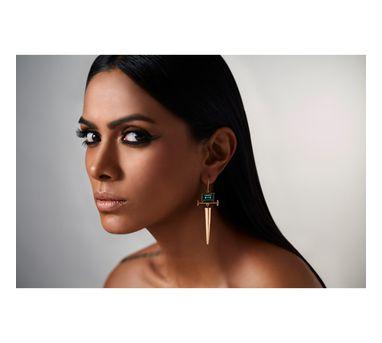 Suhani Pittie Tribe petite spike earring
