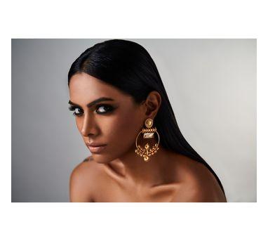 Suhani Pittie Unsung Tribe Grandeaur Earring