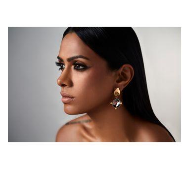 Suhani Pittie Unsung Tribe petal earring