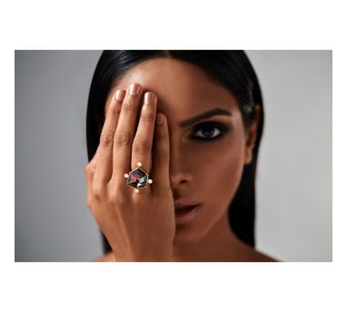 Suhani Pittie|Tribe illussion ring