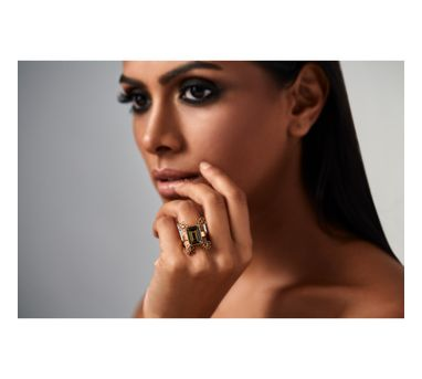 Suhani Pittie|Unsung Tribe Ring