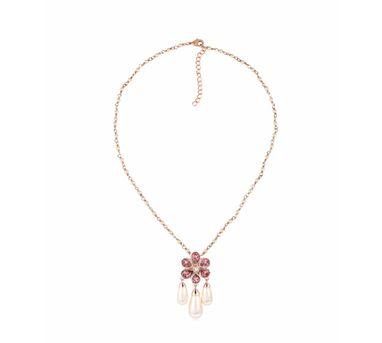 Suneet Varma|Bloom Pink Pendant