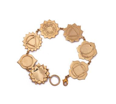 Tribana|Seven Chakras Bracelet