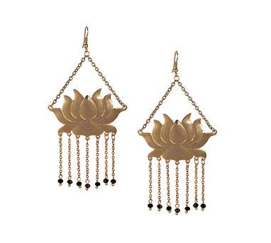 Tribana|Chandra Earrings