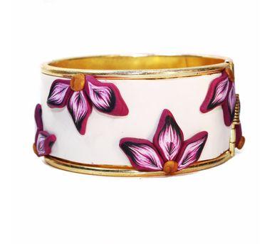 Tripti's Exclusive|Orchid Bracelet