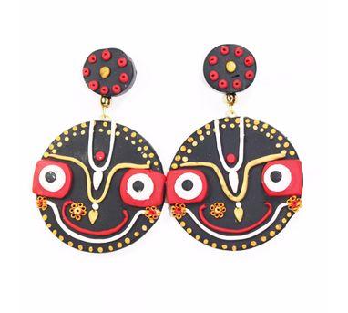 Tripti's Exclusive|Jagannath Earrings