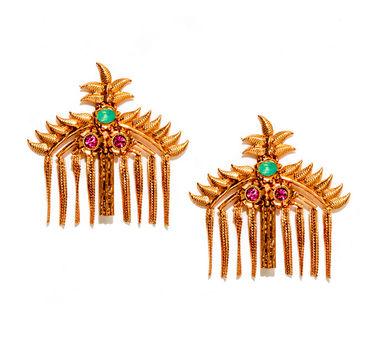 Valliyan | Jahanara Earrings