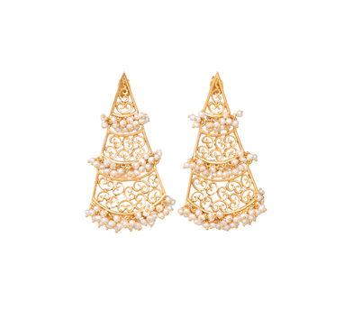 Zariin   Modish Notes Earrings