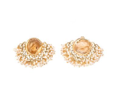 Zariin | Patent Lust Stud Earrings