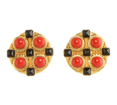 Zariin|Herena Stud Earrings