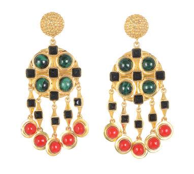Zariin|Verona Treasure Earrings
