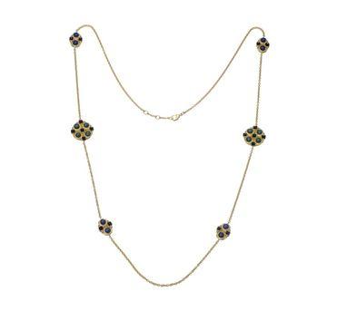 Zariin|Flavia Long Necklace