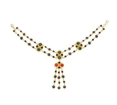 Zariin|Glory of Constantinople Necklace
