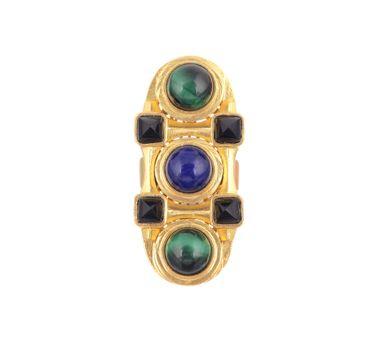 Zariin Mosaic Craft Ring