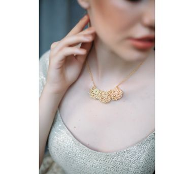 Zariin|Delicate Muse Necklace
