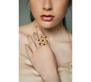 Zariin|Wild Flower Ring