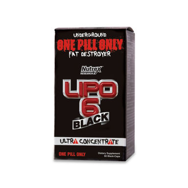 Nutrex Lipo 6 Ultra Concentrate 120 Caps