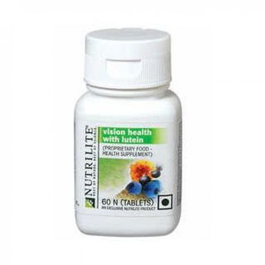 Amway Vision Health with Lutein 60 Tabs