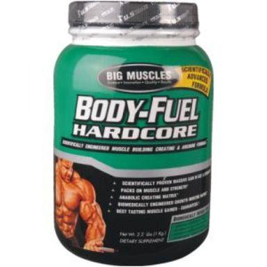 Big Muscles Body-Fuel Hardcore 1kg