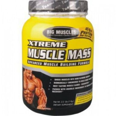Big Muscles Xtreme Muscle Mass 1kg