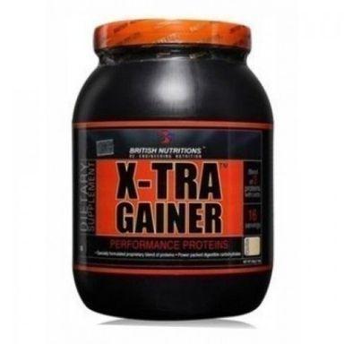 British Nutritions X-tra Gainer 1kg