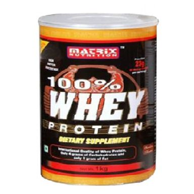 Matrix Nutrition 100% Whey Protein 2.2lbs