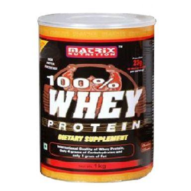 Matrix Nutrition Whey Protein 500gm