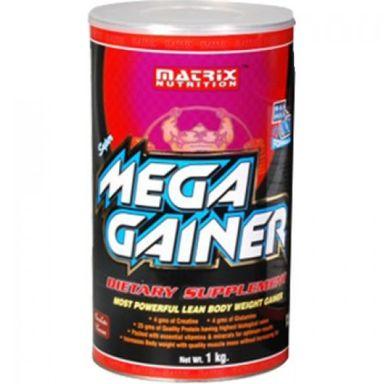 Matrix Nutrition Mega Gainer 1kg