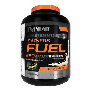 TWINLAB Gainer Fuel, Vanilla Shake 6.2 lb